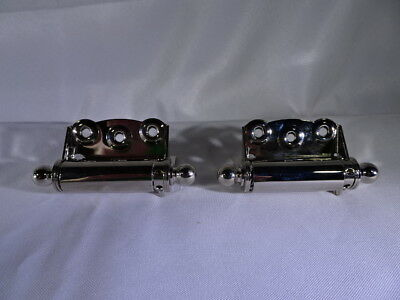 """idh by St. Simons 4"""" H x 4.5"""" W Spring Screen Pair Door Hinge Set of 2 T1"""