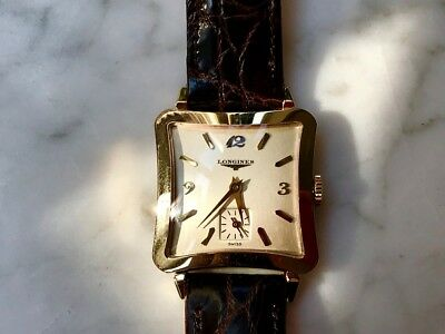 LONGINES watch owned by PRESIDENT DWIGHT D. EISENHOWER (MINT)