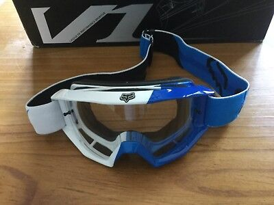 FOX Racing Air Space MX goggles  Brand new adult