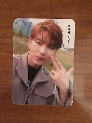 MONSTA X Official Photocard Kihyun The Code Show-Con A Version