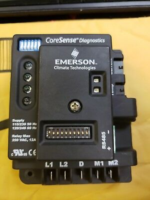 Emerson Coresense Diagnostics Module 543-0174-00 For Copeland Scroll Compressor