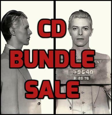 CD Bundle : Cake , The Pinkslips , Gorillaz ,  Green Day , Temple of the Dog
