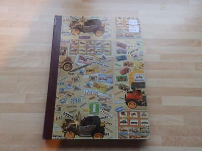(3865) Europe Stamp Collection In 32 Side Stock Album