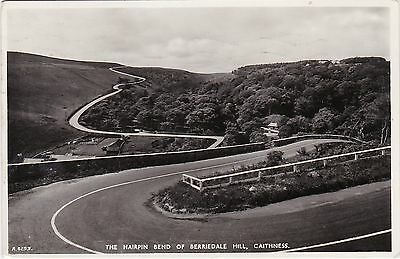 The Hairpin Bend, BERRIEDALE, Caithness RP