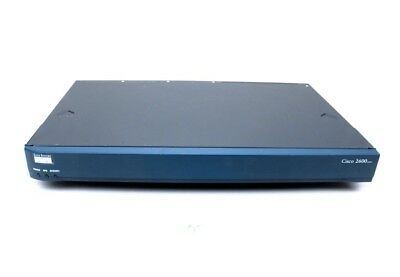 Cisco Systems 2621XM Series Modular Access Router - Free Shipping