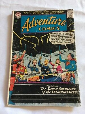 Adventure Comics #312 Legion Of Super Heroes  DC Comics 1963