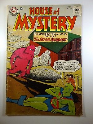 "The House of Mystery #146 ""The Doom Shadow!"" VG- Condition!!"