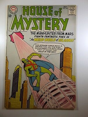 "The House of Mystery #144 ""The Weird World of Gilgana!"" Solid VG+ Condition!!"
