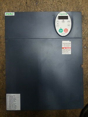 Schneider Electric Atv212Hd11M3X 15Hp Ac Variable Frequency Drive Vfd