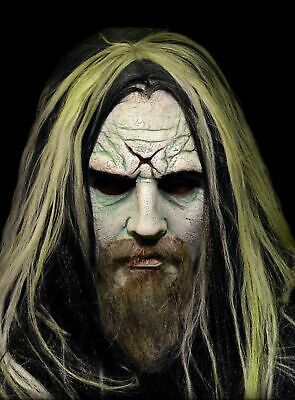 Rob Zombie Deluxe Maske aus Latex Halloween Horror Monster