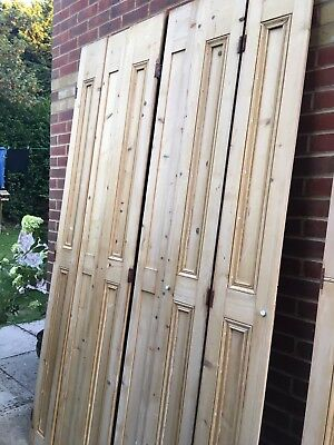 Set Of Reclaimed Pine Shutters
