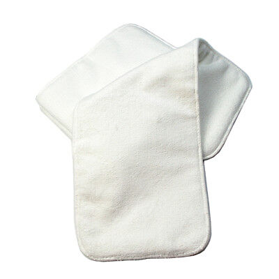 Reusable Washable 4-Layers Cloth Diaper Inserts for Pocket or Cover Diapers