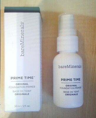 BareMinerals. Prime time. Base de teint originale. 30 ml. Neuf