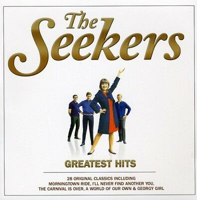 Seekers Greatest Hits Remastered Cd New