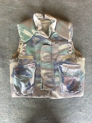 U. S. Military Issue ~ Flak Jacket Frag Vest Fragmentation