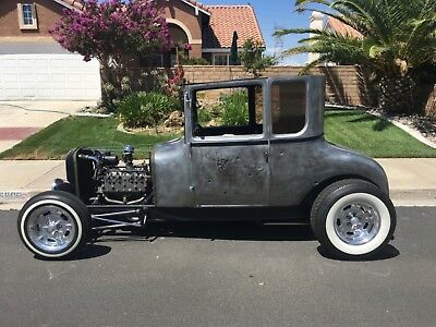1926 Ford Five window coupe  Ford five window coupe hot rod rat rod high boy