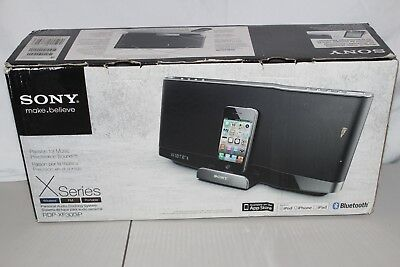 Sony RDP-XF300IP Portable iPod/iPhone/iPad docking speaker system with Bluetooth