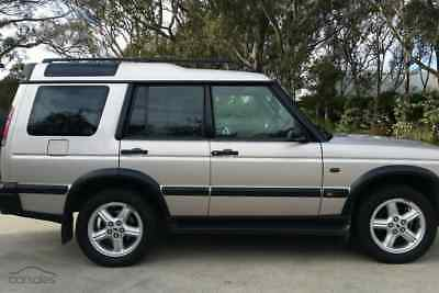 Land Rover Discovery 2 5.0 2001