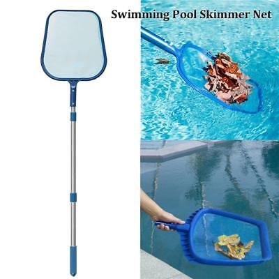 Swimming Pool Leaf Skimmer Net Mesh - Spa Koi Fish Pond Hot Tub Cleaning Tool