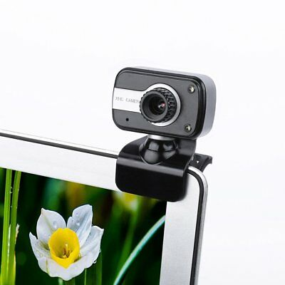 A7250 Webcam HD Web Computer Camera Built-in Microphone USB Plug and Play FK