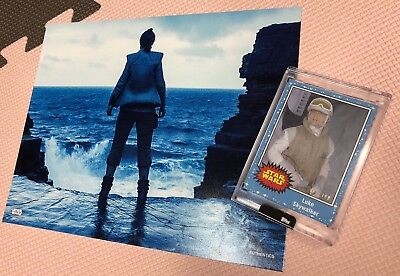 SDCC 2018 Exclusive TOPPS STAR WARS 5-Card Set 067/199 (Limited Set!)