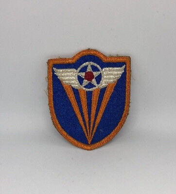 WW2 WWII US U.S. 4th AAF Army Air Force Patch,Original,USAF,Shoulder,Uniform,War