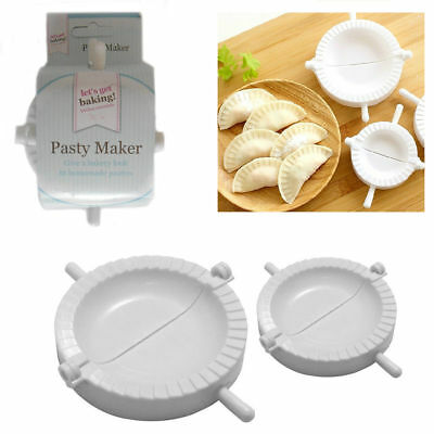 2or1PIE PASTY MOULD DUMPLING MEAT RAVIOLI GYOZA MINI CALZON QUALITY PRESS MAKERS
