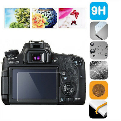 Tempered Glass Camera Screen HD Protector Cover For Canon M100/M6/M50 6Dmarkii