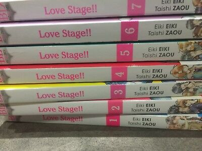 Love Stage Full