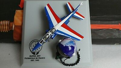 Collection Armour, Alpha Jet France, mit Helm ! , Neu in OVP, Art. Nr 7002