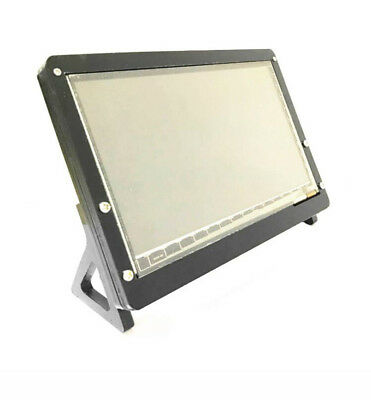 7 Inch 1024x600 Touch Screen HDMI LCD Display with Case for Raspberry Pi 2 3 B+