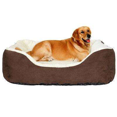 LIVINGbasics® Dog Bed Sofa Kennel Oversize Cat Pet Puppy Bed House Soft Warm Hot