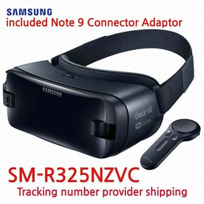 Samsung Gear VR SM-R325 with Controller 2018Ver for Note9/Note 8/S8/S8+/S9/S9+