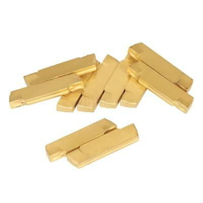 10pcs/box MGMN200-G 2mm Width Carbide Inserts for MGEHR/MGIVR Lathe F9R3