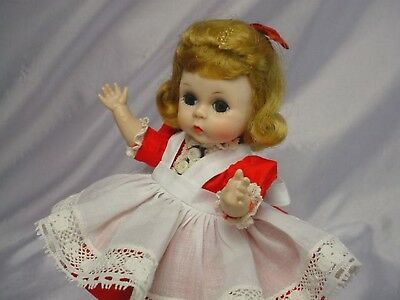 MADAME ALEXANDER-kins  SLW Blonde 1955 DOLL DARLING