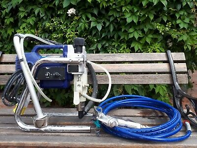 Q-Tech Q-PO19 Airless Paint Sprayer (Spares or Repair only)