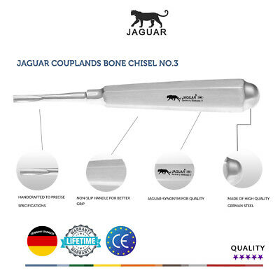 Jaguar Couplands Surgical Bone Chisel No3 Germany Stainless Competitor price £25