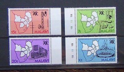 Malawi 1985 South African Development Co-ordination Conference set MNH
