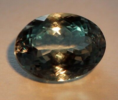1.34 Ct GII Certified Natural Alexandrite Ceylon No Heat Oval Cut Top Luster Gem