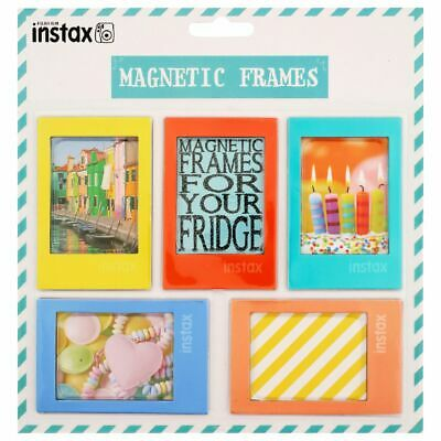 Fujifilm Instax Magnetic Frames 5 Pack