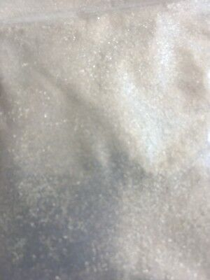 Mica Powder Colour Cosmetic Grade. Candles. Soap. Snow White. 10g.