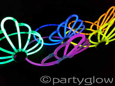 Glow Stick Tiara Glow In The Dark Crown Fancy Dess Party Party Bags Hen Night