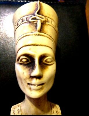 Statue of the Goddess of the Nefertiti Bust