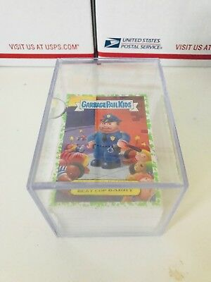Lot of 218 Garbage Pail Kids Cards 2016 - 2018 + 15 Wacky Packages 2017