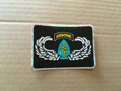 Armysticker,Special Forces,Airborne
