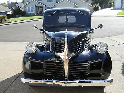 """1942 Dodge Other Pickups  1942 Dodge Ram WC """"Job Rated"""" 1/2 Ton Pickup Truck"""