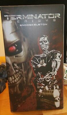 Terminator Chronicle Genisys 1/4th scale statue