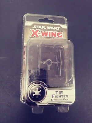 Star Wars X-Wing Miniature Game Tie Fighter Expansion Pack