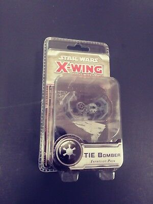 Star Wars X-Wing Miniature Game TIE Bomber Expansion Pack