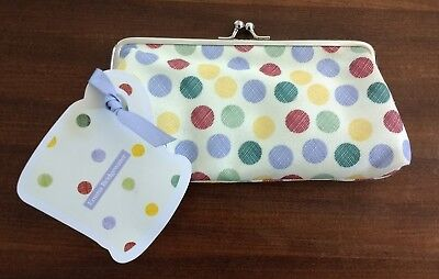 Emma Bridgewater Make Up / Cosmetic Purse or Bag  NEW with Tags